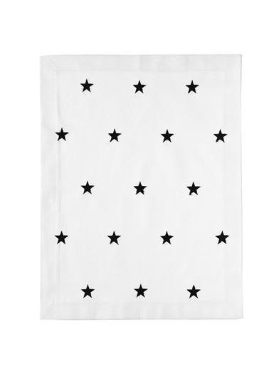 Black Stars Table Mat-Nordbagen